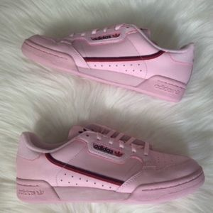 Adidas Continental Shoes Youth Size 6.5 New